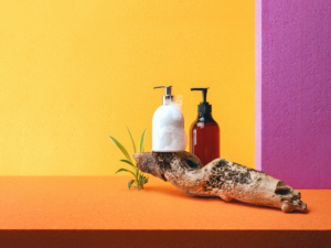 organic hair product